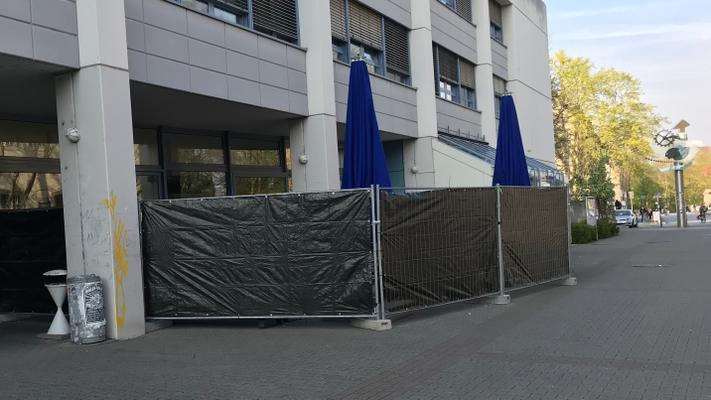 Bauzaun mieten & vermieten - Bauzaun / Bauzäune / Absperrungen in Mainz
