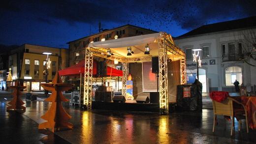 Bühne mieten & vermieten - Buehne / Bühne / Bühnenpodest in Mainz