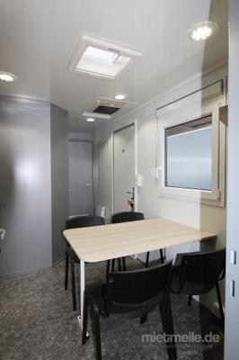 Büro-Container mieten & vermieten - Mobilen Mannschaftswagen | Bauwagen mieten in München