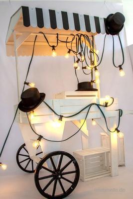 Leuchten & Lampen mieten & vermieten - Outdoor-Lichterkette  in Berlin
