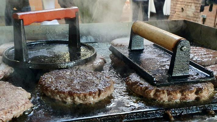 Catering mieten & vermieten - Burger-Catering in Leipzig