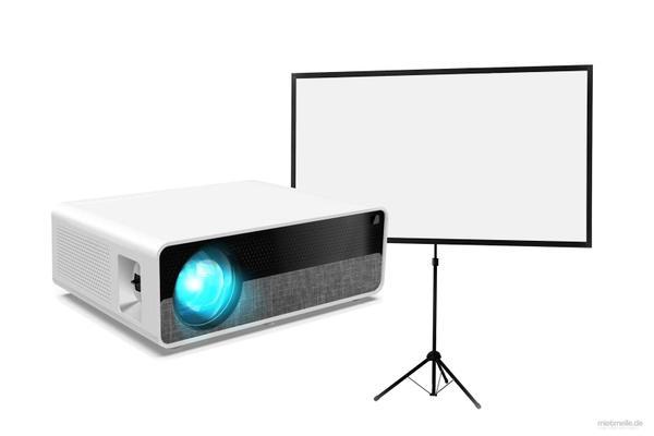 Beamer mieten & vermieten - Full HD Beamer zu vermieten! Präsentation Kino Party Video mieten in Zwickau