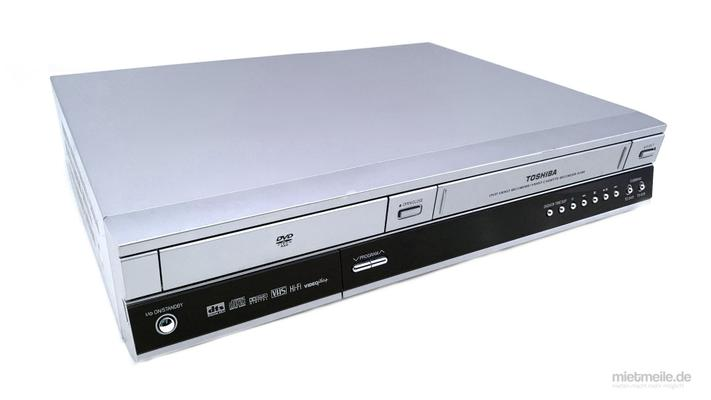 DVD- & Blue-Ray-Player mieten & vermieten - VHS-Digitalisierer VHS-Digitalisierung DVD VHS-Video-Recorder in Schkeuditz