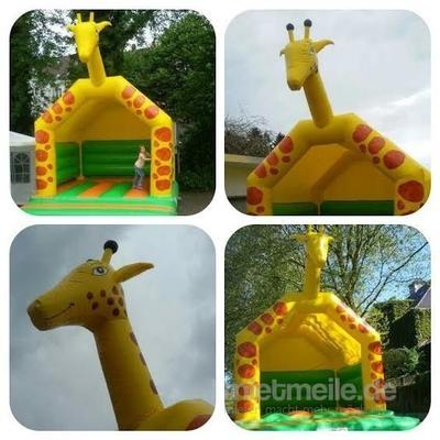 Hüpfburg mieten & vermieten - Hüpfburg Giraffe mieten Köln Düsseldorf Wuppertal Essen Dortmund Bochum in Radevormwald