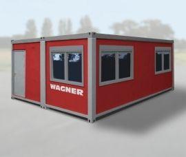 Büro-Container mieten & vermieten - Aufenthaltscontainer in Haltern am See
