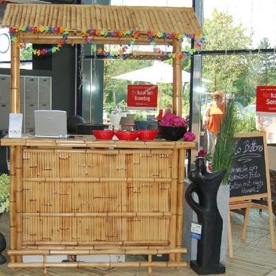 Cocktailbar mieten & vermieten - karibische Cocktailbar in Münnerstadt