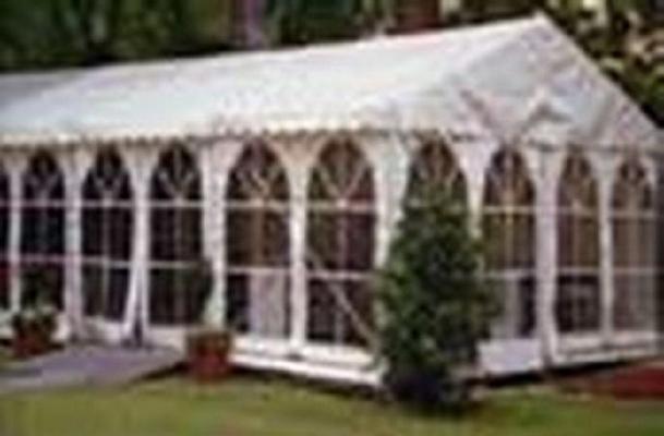 Partyzelte mieten & vermieten - Party-Zelt für bis zu 67 Personen 6 x 9 m  in Ennigerloh