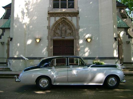 Oldtimer mieten & vermieten - Bentley / Luxus Oldtimer Hochzeitsauto  in Herdecke