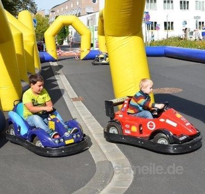 Funcars mieten & vermieten - Elektrofahrzeuge für Kinder, 3 Stück inkl. 19% MwSt. in Münnerstadt