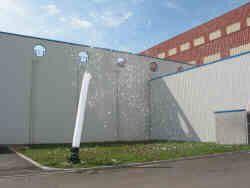 Skydancer mieten & vermieten - Snowdancer 8 m inkl.19% MwSt. in Münnerstadt