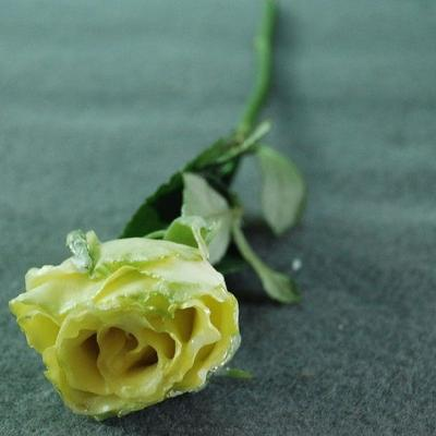 Blumengestecke mieten & vermieten - Wachsrose inkl. 2,5 kg Wachs, zzgl. Rosen inkl.19%MwSt. in Münnerstadt