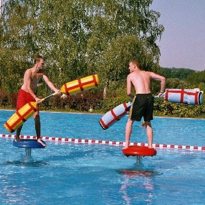 Wasserspiele mieten & vermieten - American Gladiator - Water Games in Münnerstadt
