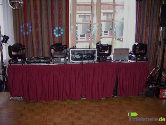 Musikanlage mieten & vermieten - Fetenanlagen - Party - Musikanlagen Discoanlage verschiedene Grössen in Bonn