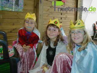 Kinderanimateur mieten & vermieten - Prinzessinnenfest in Berlin