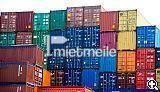 Material- & Lagercontainer mieten & vermieten - Materialcontainer, Lagercontainer, 10Fuß. 20 Fuß in Mainz-Kastel