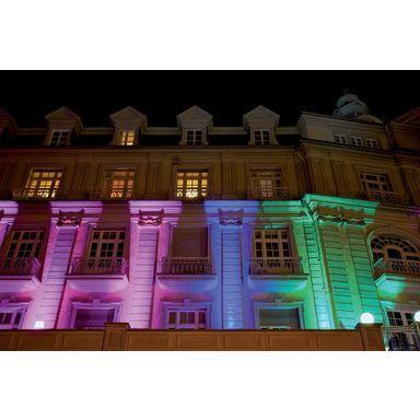 Lichttechnik mieten & vermieten - Outdoor LED-Strahler in Dürnau