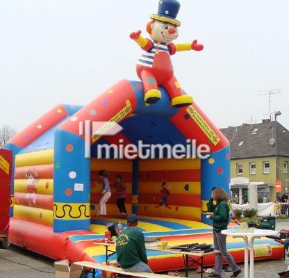 Hüpfburg mieten & vermieten - Profihüpfburg Grossveranstaltungen / Strassenfeste in Elsdorf (Rheinland)