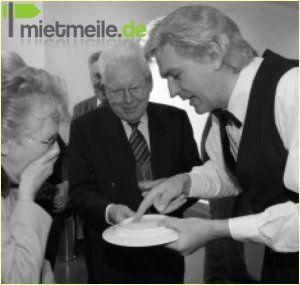 Comedian mieten & vermieten - Comedy Kellner - Verrückter Kellner in Oberhausen