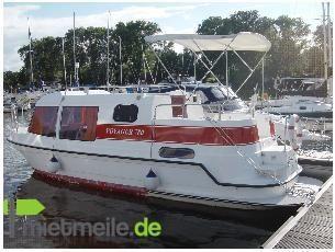 Segelyacht mieten & vermieten - VOYAGER 780(860) FÜHRERSCHEINFREI in Drachselsried