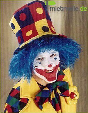 Clown mieten & vermieten - Kinderclown Zauberer Luftballon Show in Oberhausen