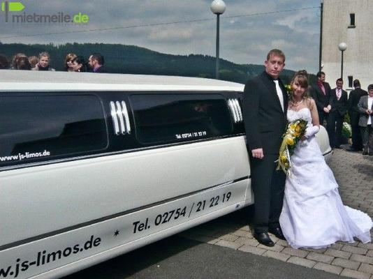 Hochzeitsauto mieten & vermieten - Stretchlimousine  in Bad Laasphe