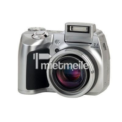 Fotokamera mieten & vermieten - Digicam Digitalkamera Olympus 7 Megapixel in Berlin