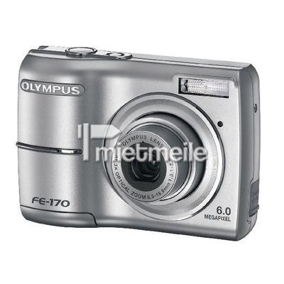 Fotokamera mieten & vermieten - 6 Megapixel Olympus Fotoapparat Cam in Berlin