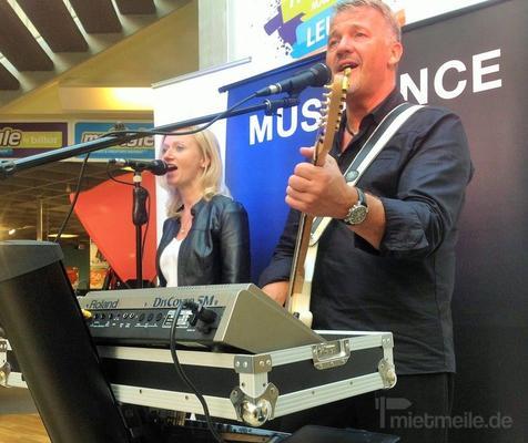 Bands mieten & vermieten - Tanzmusik Duo Musidance in Auerbach/Vogtland