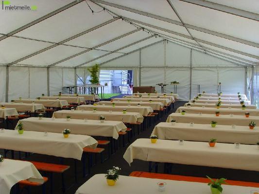 Partyzelte mieten & vermieten - Festzeltvermietung in Speyer