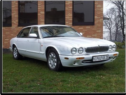 Limousinen mieten & vermieten - Jaguar XJ 8 Sovereign - Youngtimer in Hannover