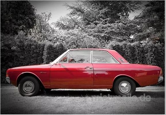 Oldtimer mieten & vermieten - Ford Taunus 17M - Oldtimer und Hochzeitsauto in Hannover