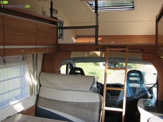 Wohnmobile mieten & vermieten - Wohnmobil Bürstner Argos 650 in Zeesen