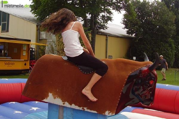 Bullriding mieten & vermieten - Bullriding, Bull Riding, Bullen reiten & Rodeo in Köln