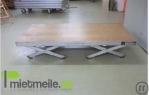 Bühne mieten & vermieten - Bühnenpodest (e) je 2 x 1 m in Herdecke