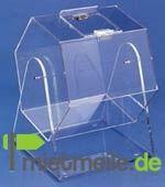 Gewinnspiele mieten & vermieten - Lostrommel aus Acrylglas, sehr edel in Herdecke