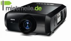 Beamer mieten & vermieten - Sanyo PLC XF47 Beamer 15000 Ansi Lumen in Freiburg im Breisgau