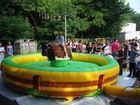 Bullriding mieten & vermieten - Rodeo, Bullriding inkl. kostenloser Hüpfburg!!!!! in Neukirchen-Vluyn
